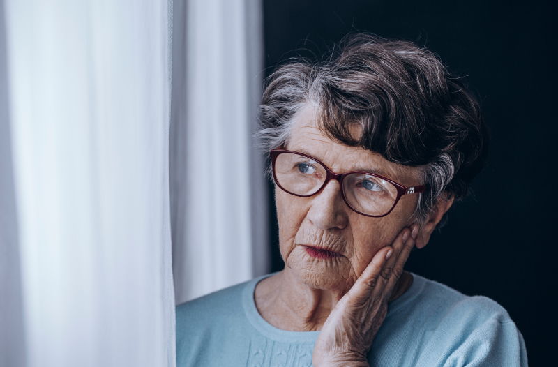 Mental Illness in Older Ones