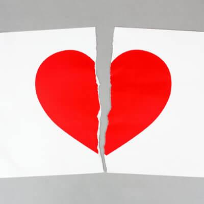 Deal with heartbreak